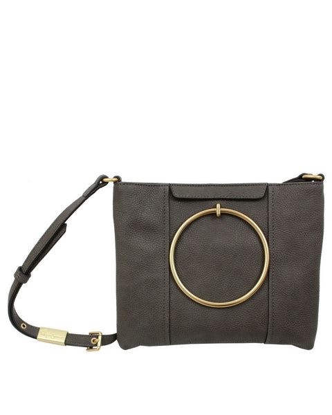 TYLER SATCHEL IN GREY