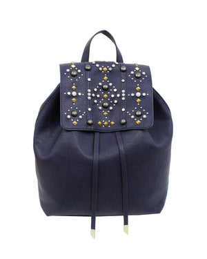 Stargazer Avery Backpack in Midnight Blue