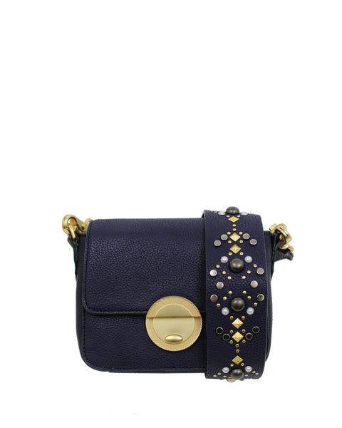 STARGAZER AVERY CROSSBODY IN MIDNIGHT BLUE