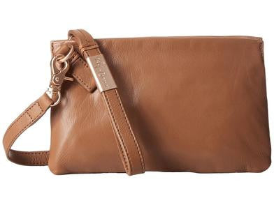 FC CACHE CROSSBODY IN CHESTNUT