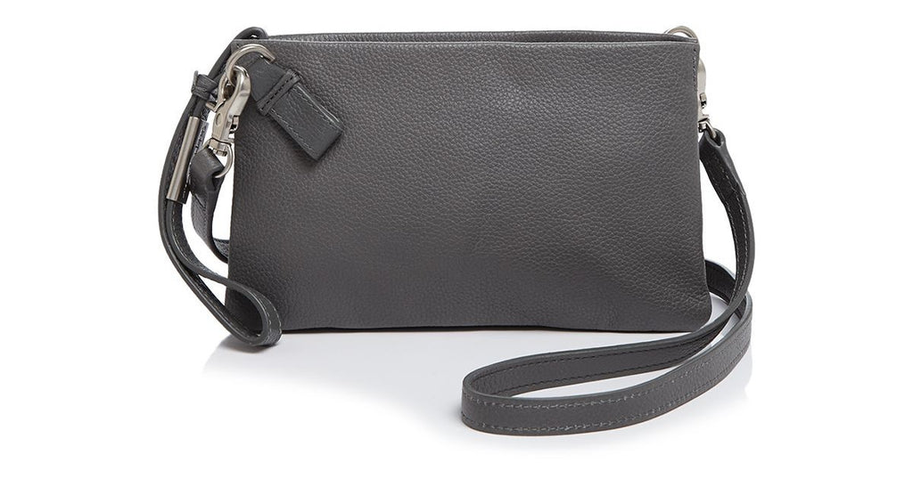FC ESSENTIAL CROSSBODY IN GRANITE