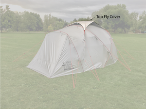 Replacement Top Fly Cover (no pole)