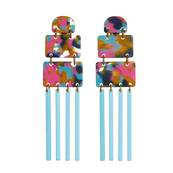 Lele Sadougi Carnival Earrings