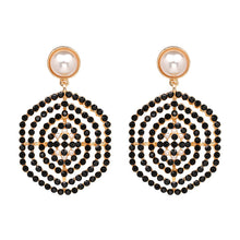Load image into Gallery viewer, Fancy Geometric Earrings