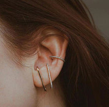 Load image into Gallery viewer, Celestial Suspender Earring