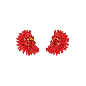 ellie earring red