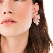 Load image into Gallery viewer, mini madeline earrings blush