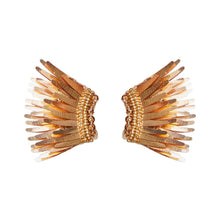 Load image into Gallery viewer, mini madeline earrings rosegold