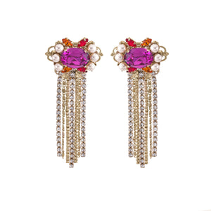 cascade cluster statement earring