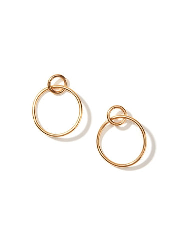 Bold Hoop Earrings