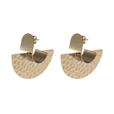 Nia Gold Earrings
