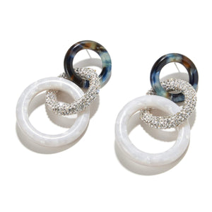 Enchanted Hoop Earring