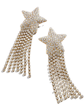 Load image into Gallery viewer, Gloria Drop Earrings