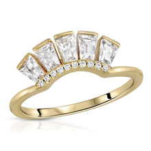 Load image into Gallery viewer, Modern Love Crown Ring