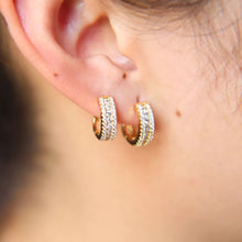 Load image into Gallery viewer, Laurie Huggie Earrings