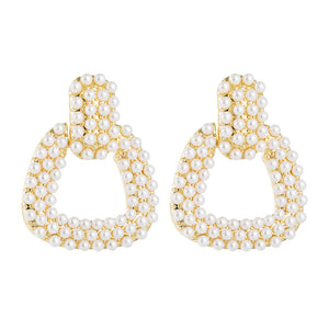 Pearly Earrings