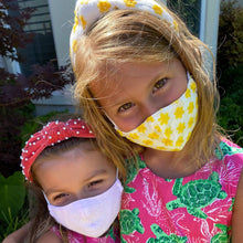 Load image into Gallery viewer, Pastel Kids Face Mask - Mascarillas
