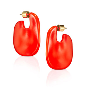 Margo Earrings Enamel