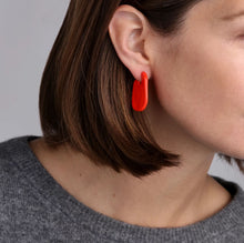 Load image into Gallery viewer, Margo Earrings Enamel