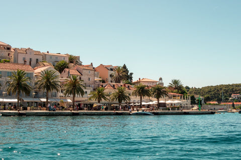 Hvar great hen party destination