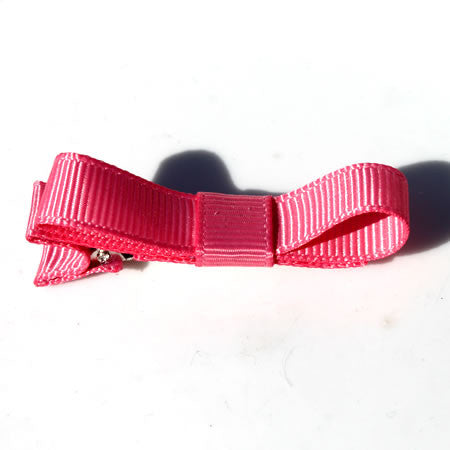 Princess Charlotte Style Hair Clip in Pink