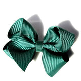 Large Grosgrain Bow Hair Clip - Hair Clip - Baby Hair UK