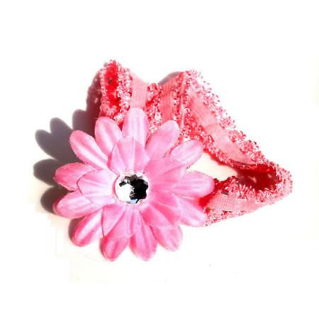 Daisy Jewel Headband - Headbands - Baby Hair UK