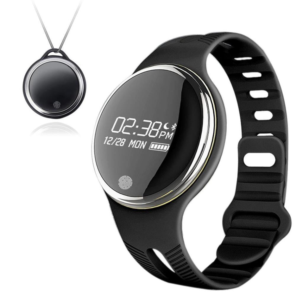 nz black watches tracker bluetooth girls button tracking side fitness and boys from cactus with products led kids watch