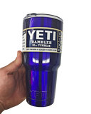 30oz Yeti Tumbler Dark Purple -  - 2