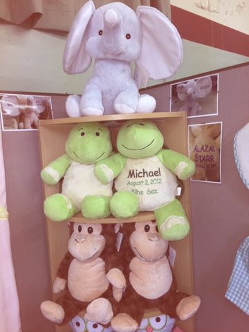 Personalized Stuffed Animals
