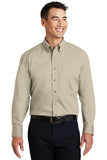Port Authority® Long Sleeve Twill Shirt