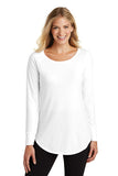 District Made® Ladies Perfect Tri ® Long Sleeve Tunic