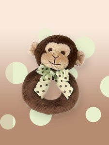 Giggles Monkey Rattle