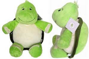 Personalized Stuffed Turtle