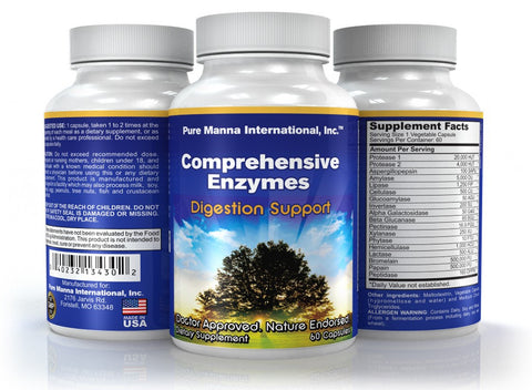 Comprehensive Enzymes