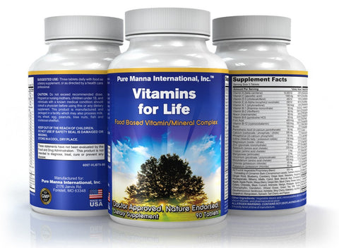 Vitamins for Life