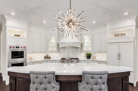 Stainless Steel Kitchen Pendant Lights--The Perfect Fit