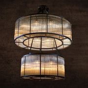 Valen Oversized Glass Chandelier