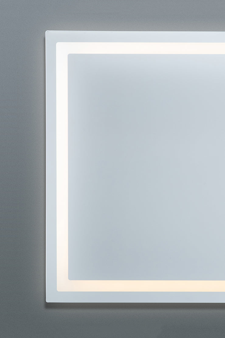 ASTER  FRONT LIT WALL MIRROR (PRE-ORDER)