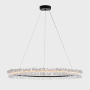 Cadenza LED Light Round Chandelier from The Vault