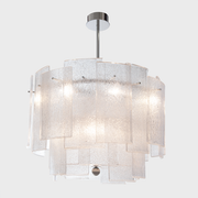 Galjour Murano Glass Chandelier from The Vault