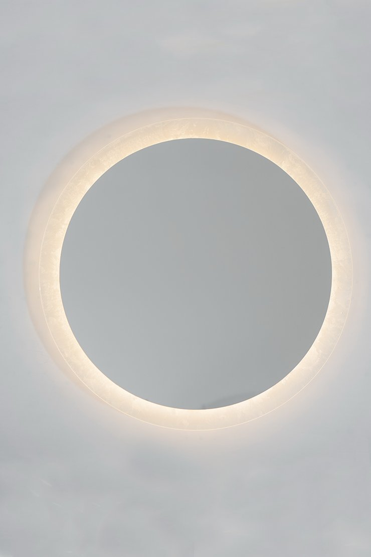 LUNA BACKLIT WALL MIRROR (PRE-ORDER)