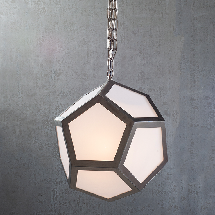 LAMONT ANTIQUE PENDANT LIGHT