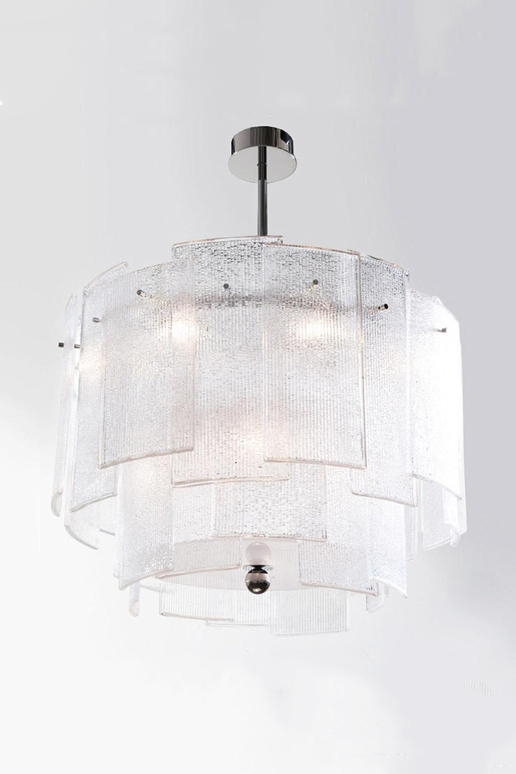 GALJOUR MURANO GLASS CHANDELIER