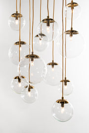 Joie Bubble Chandelier