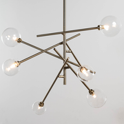 Simone Bubble Mobile Chandelier