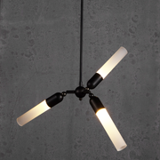 TRIO MODERN BRONZE PENDANT LIGHT