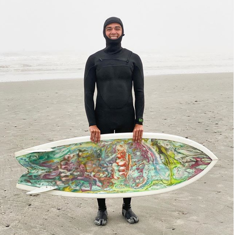 Andrew Brown is origionally from California but is currently living in Charleston, SC.  He is the official photographer for Shred Season and writes some amazing blogs.
