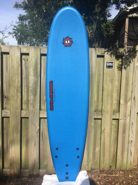 "7'0"" Liquid Shredder EZ-Slider - Blue"