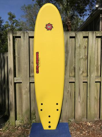 7' Surfboard 3-Day Rental